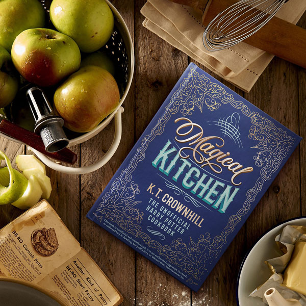 Magical Kitchen: Harry Potter Unofficial Cookbook